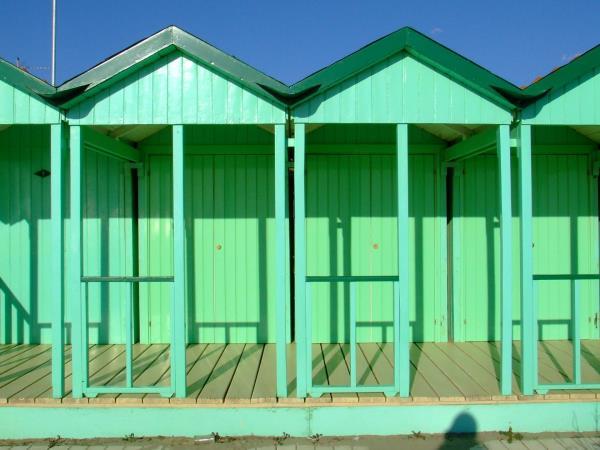 Cabine per stabilimenti balneari