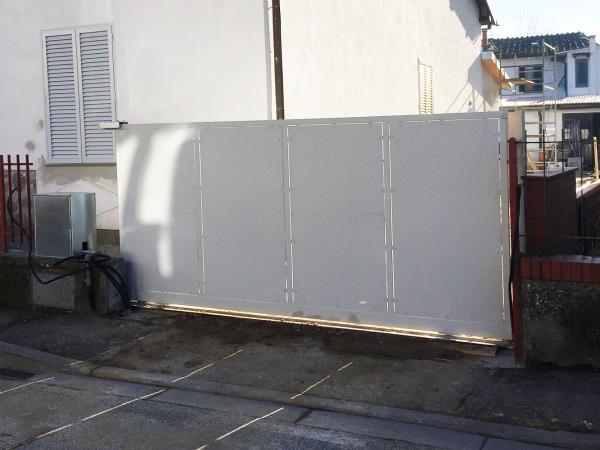 Produzione recinzioni