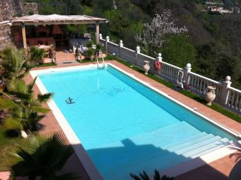 Ristrutturazione di una Villa nella Riviera Ligure
