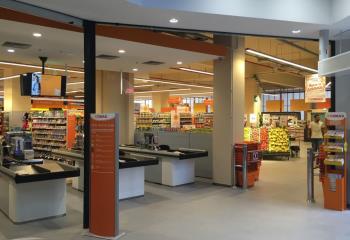 Costruzione supermercato a Chiavari
