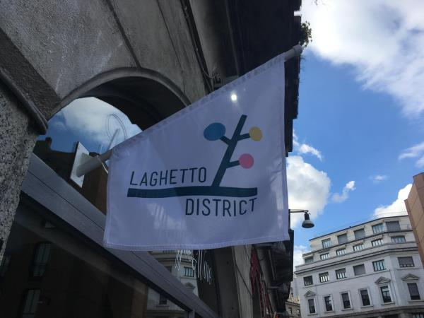 Laghetto District