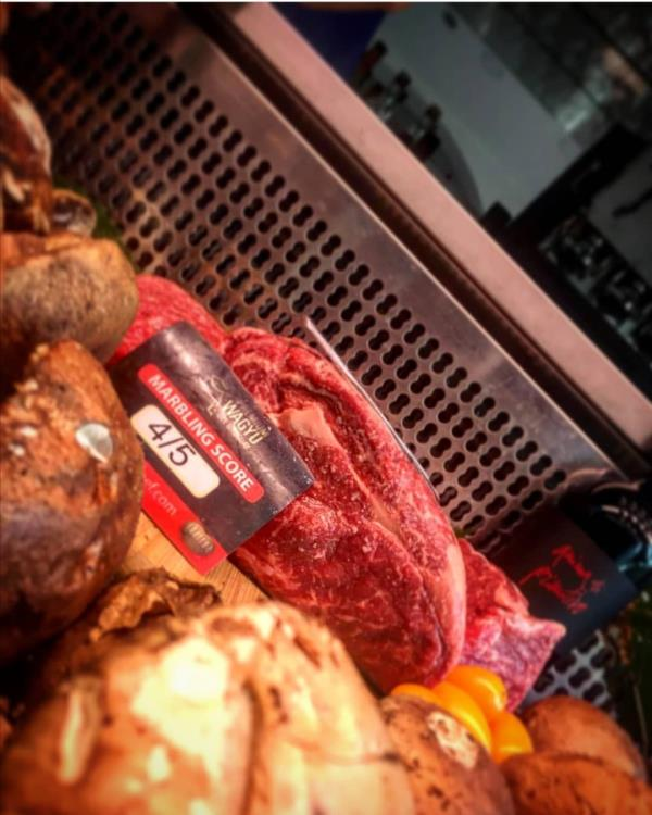 Carne di razza bovina Rubia Gallega di altissima qualità