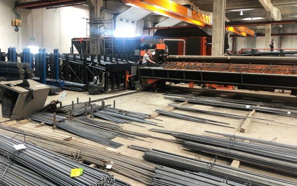 C.F.G. Lavorazione ferro e acciaio