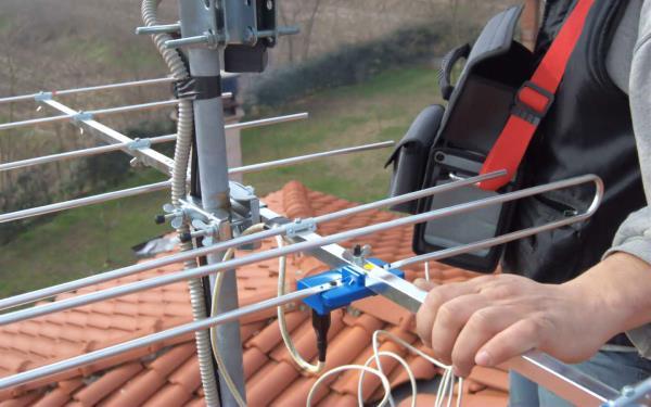Servizio riparazione antenne condominiali