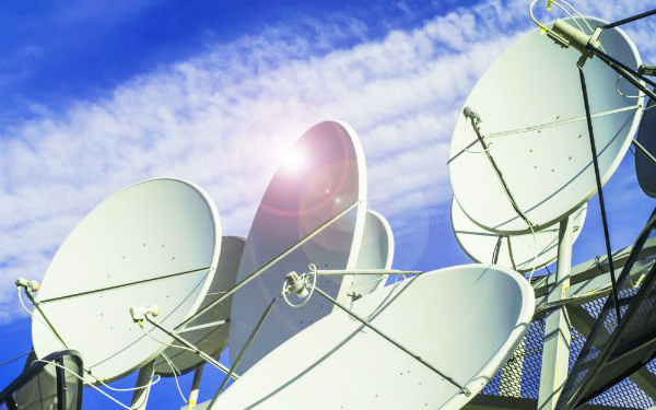 Installazione parabola per ricezione canali stranieri