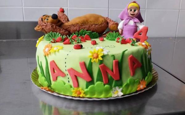 Vendita torte di compleanno
