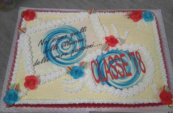 Produzione e vendita torte personalizzate