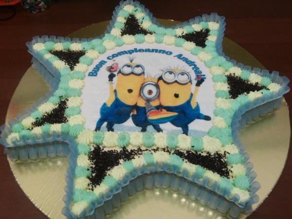 Produzione e vendita dolci di compleanno