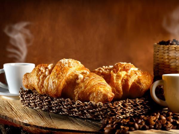 Cornetti farciti per prima colazione