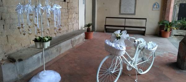 Allestimento location di nozze