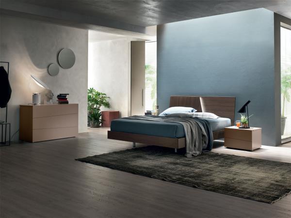 Arredamento camera da letto Maronese collezione Slide
