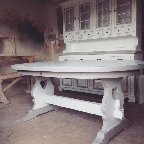 tavolo shabby grottaferrata