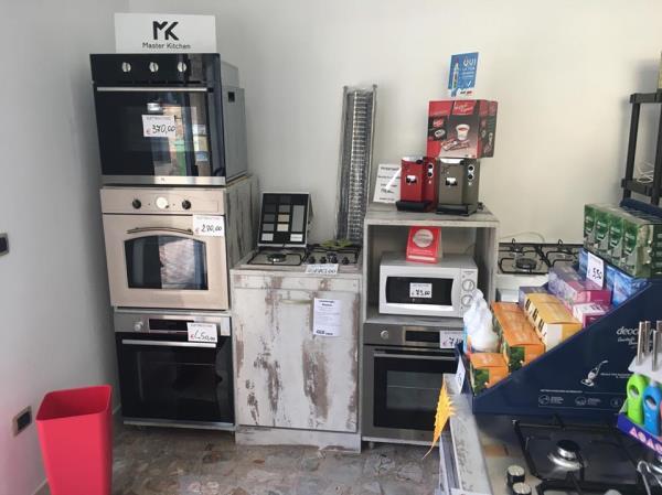Vendita forni e cucine