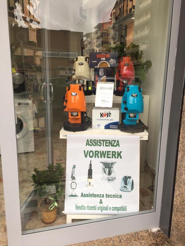 Vendita e assistenza tecnica prodotti Vorwerk