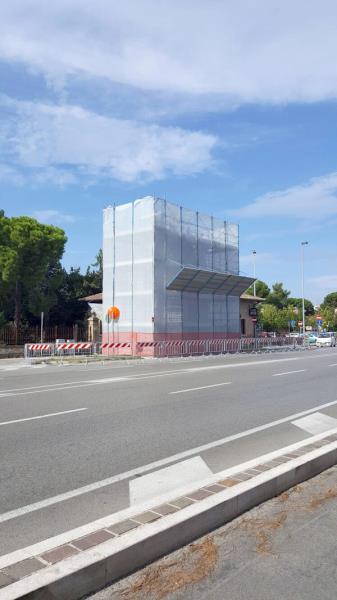 Vendita impalcature lavori edili