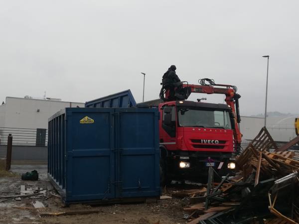Trasporto e smaltimento rifiuti pericolosi e non pericolosi