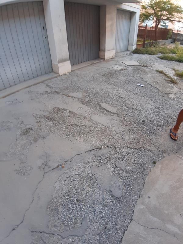 Posa pavimenti con piani di isolamento