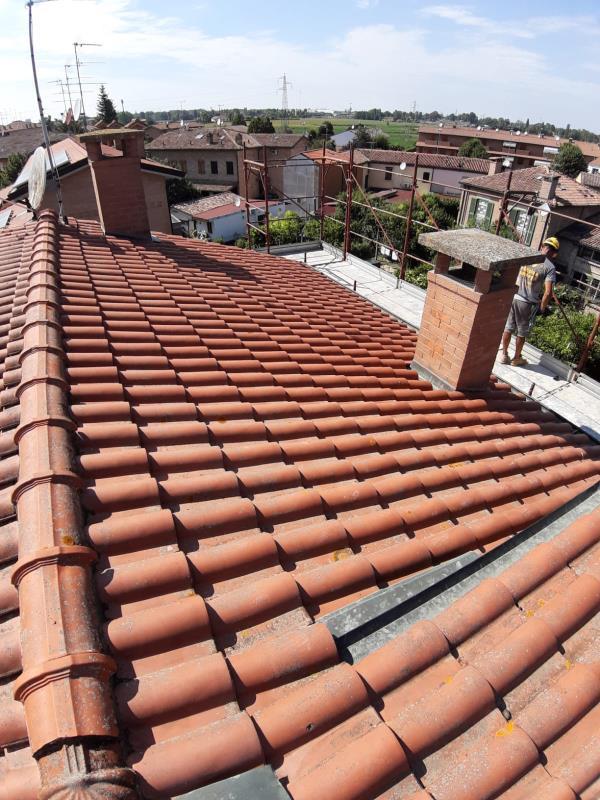 Realizzazione tetti in sicurezza