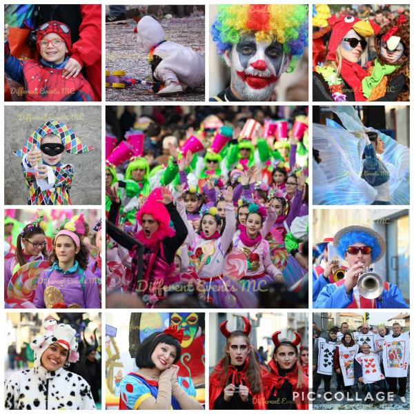 Carnevale 2020 - Different Events MC