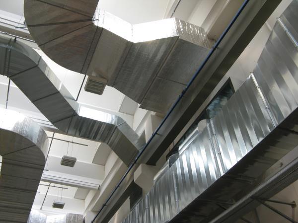 Condutture e impianti aria della CEPI SRL
