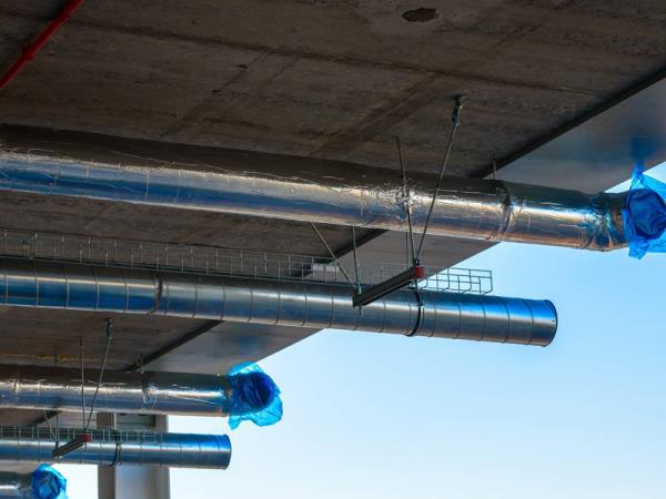 Ricondizionamento aria impianti aeraulici Paese Treviso