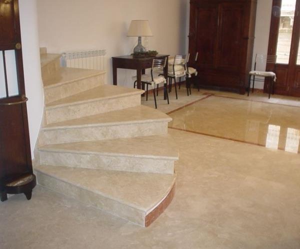 Ingresso appartamento marmo lavorazioni in marmo Manduria Taranto