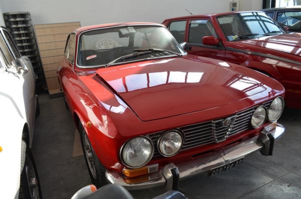 Alfa Romeo Spider auto d