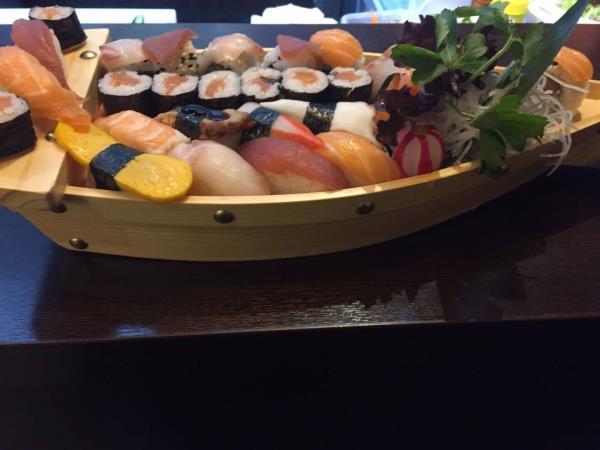 Sushi ristorante orientale Zen Sushi & Asian Cuisine