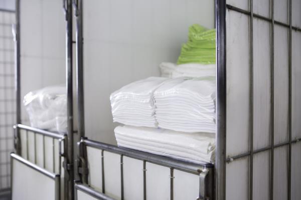 Lavaggio e noleggio lenzuola per attività ricettive
