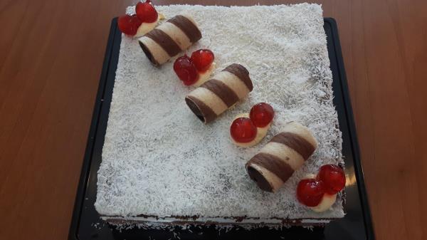 vendita torte millefoglie a Gubbio