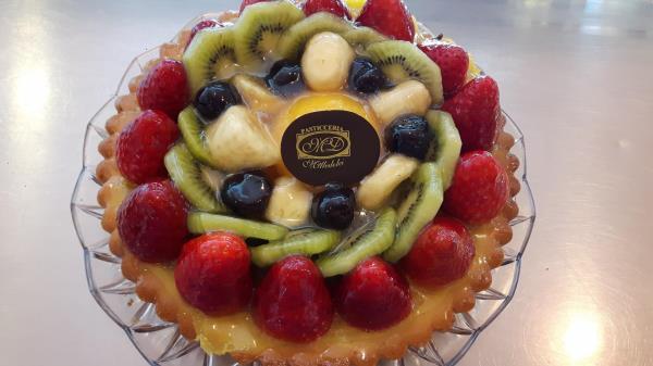 Vendita crostate di frutta a gubbio
