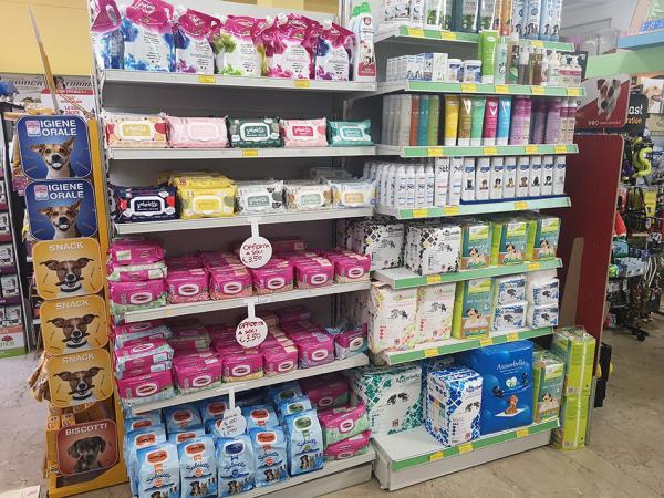 vendita prodotti igiene per animali Leo Animali Polistena Reggio Calabria