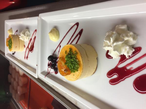 dolci e dessert ristorante pizzeria Alla Tappa a Muggia