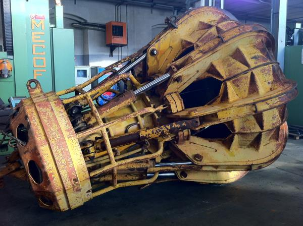 manutenzione revisione e montaggi industriali Martina Group Susa Torino