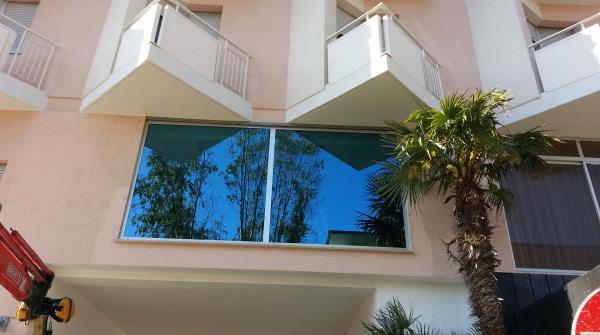 Installazione e manutenzione finestre alluminio e PVC