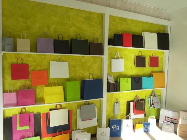 Sacchetti multi color personalizzabili