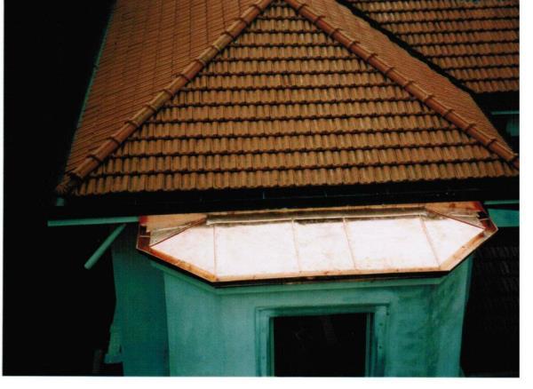 Coperture in rame per tetti a Parma