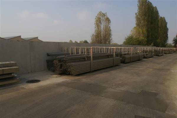 Deposito tubolari Rotfer Carbognani SRL Parma