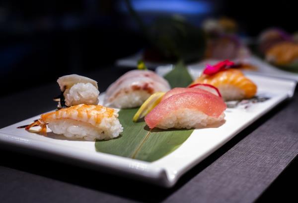 Piatti Sushi Kirin Restaurant Sassari