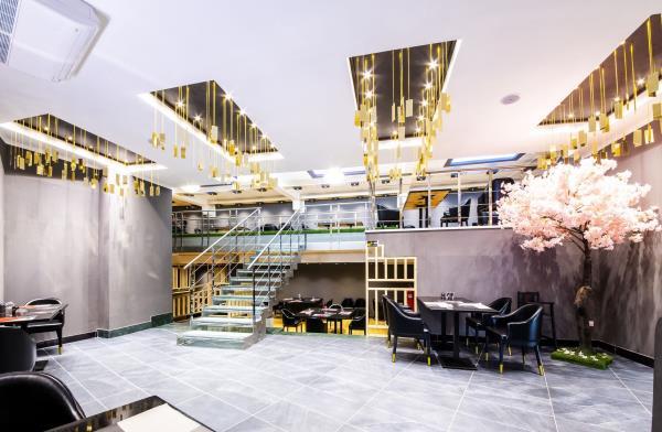 Salone Sushi Kirin Restaurant Sassari