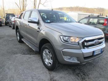 Ford Ranger 3.2 double cab 200cv automatico 2017