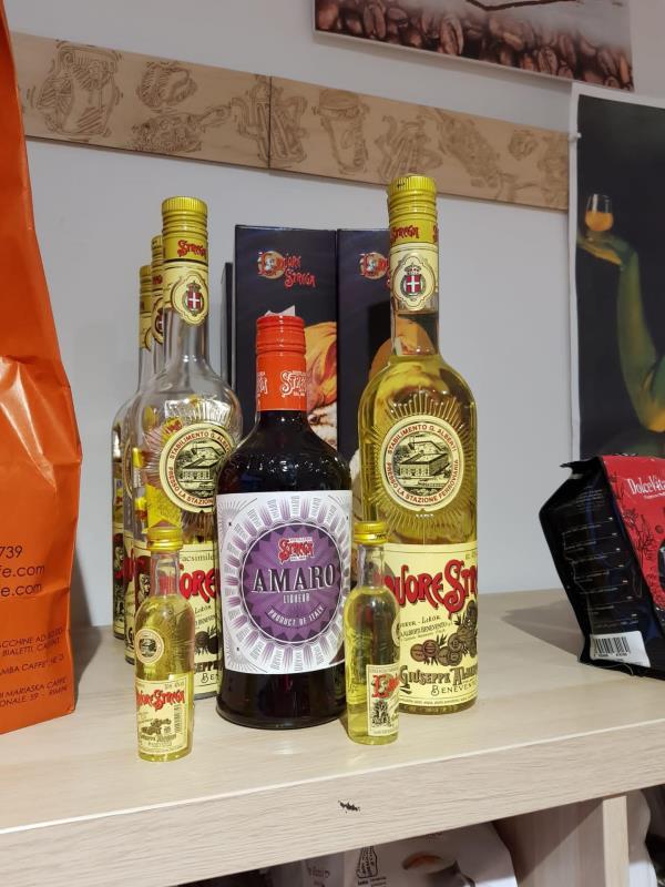 vendita liquore strega