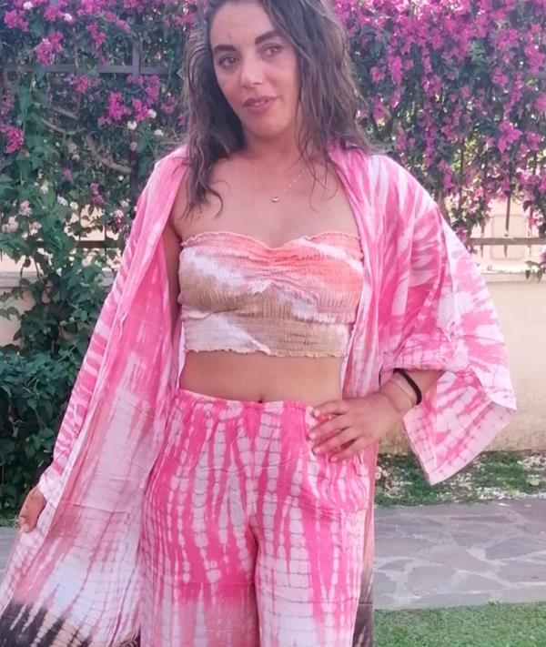 Vestito Batik tres
