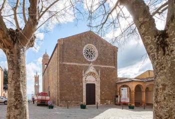 Chiesa S.Agostino - MONTALCINO (SI)