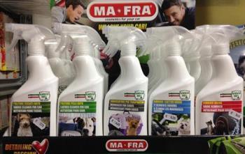 Prodotti Ma Fra per la pulizia dell'auto