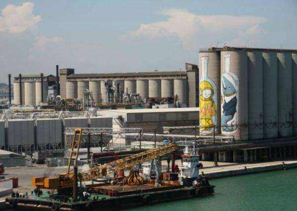 Ericailcane Porto Ancona CAMAR Agenzia Doganale ad Ancona