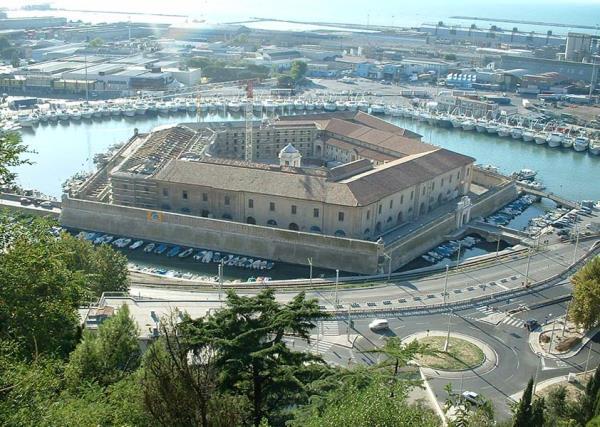 Lazzaretto di Ancona CAMAR Agenzia Doganale ad Ancona