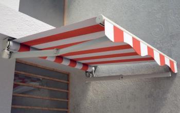 sistema avvolgimento tende per esterno