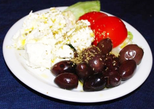 Olive greche