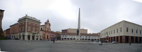Piazza Baracca